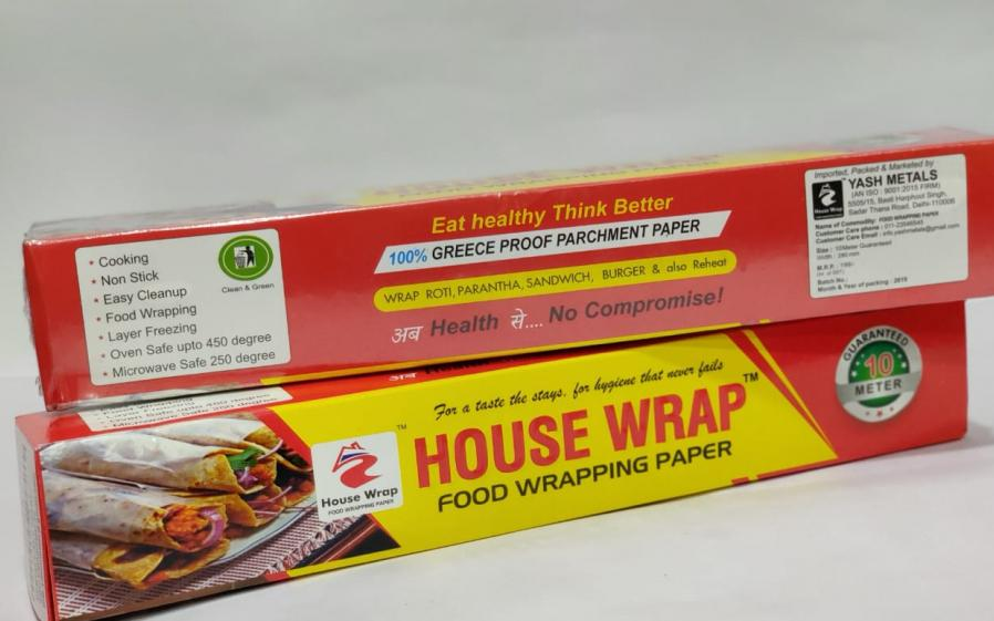FOOD WRAPPING PAPER 10MTR